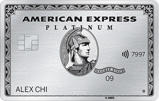 Platinum card 315x200